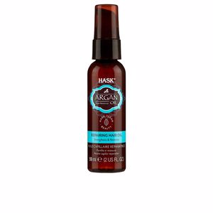 Hair repair treatment ARGAN OIL repairing shine oil Hask