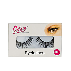 False eyelashes EYELASHES #008 Glam Of Sweden