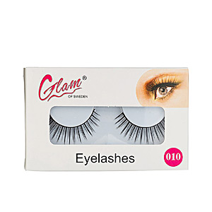 Pestañas postizas EYELASHES #010 Glam Of Sweden
