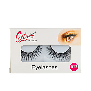 Pestañas postizas EYELASHES #012 Glam Of Sweden