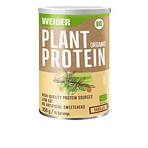 Vegetable protein PLANT ORGANIC PROTEIN #vainilla Weider