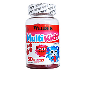 Complemento vitamínico GUMMY UP REVOLUTION multikids up #cherry Weider
