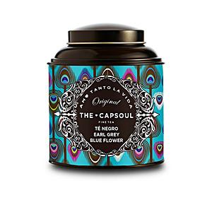 Bebida TÉ GRANEL negro earl grey blue flower The Capsoul