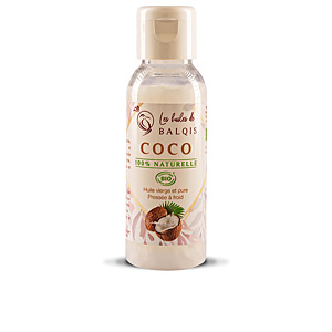 Hidratação para cabelo - Hidratação corporal COCO aceite virgen 100 % orgánico Les Huiles De Balquis