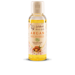 Hair moisturizer treatment - Body moisturiser ARGÁN aceite virgen 100 % orgánico Les Huiles De Balquis