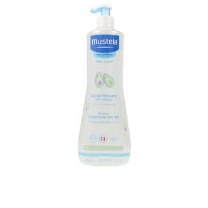 Hygiene for kids BÉBÉ cleansing water Mustela