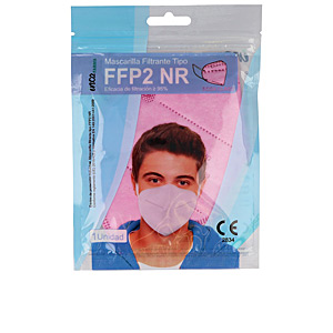 Masque de protection FARMA FFP2 mascarilla autofiltrante deschable adulto #rosa Inca