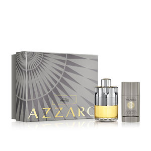 Azzaro WANTED HOMME LOTE perfume