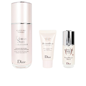 Cremas Antiarrugas y Antiedad - Tratamiento Facial Reafirmante CAPTURE TOTALE DREAMSKIN CARE & PERFECT LOTE Dior