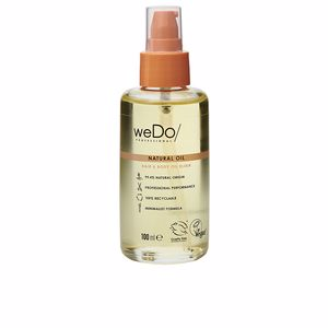 Body moisturiser - Hair moisturizer treatment NATURAL OIL hair & body oil elixir Wedo