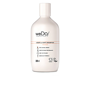 Moisturizing shampoo LIGHT & SOFT shampoo Wedo