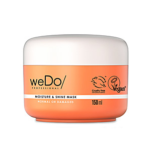 Shiny hair mask - Hair mask for damaged hair MOISTURE & SHINE mask Wedo