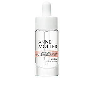 Anti aging cream & anti wrinkle treatment - Face moisturizer ROSÂGE concentrated hyaluronic acid gel Anne Möller