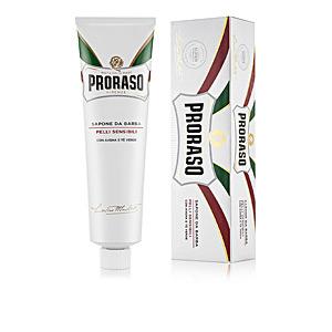 Bartpflege WHITE crema de afeitar Proraso