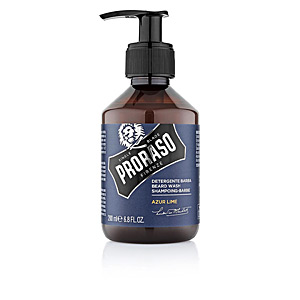 Beard care BLUE champú para barba Proraso