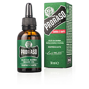 Beard care GREEN aceite para barba Proraso