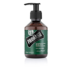 Shaving foam GREEN champú para barba Proraso