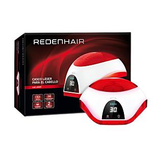 Tratamiento anticaída CASCO LÁSER (LLLT) para cabello Redenhair