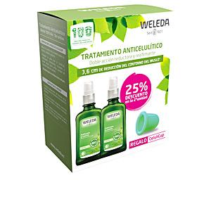 Skincare set ABEDUL ACEITE ANTICELULÚTICO Weleda