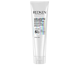 Hair moisturizer treatment - Hair color treatment ACIDIC BONDING CONCENTRATE leave-in-treatment Redken