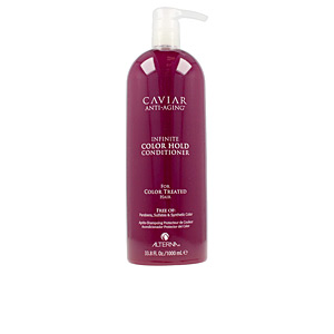 Acondicionador color  CAVIAR INFINITE COLOR HOLD conditioner back bar Alterna