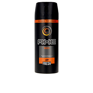 Desodorante MUSK desodorante vaporizador Axe