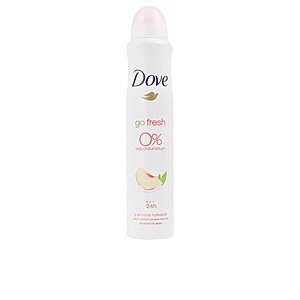 Deodorant GO FRESH peach & lemon 0% deo spray Dove