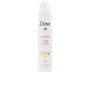 Déodorant GO FRESH peach & lemon 0% deo vaporisateur Dove