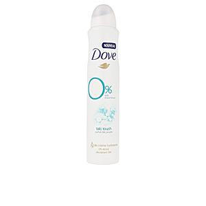 Desodorante TALC TOUCH 0% deo vaporizador Dove