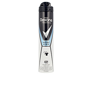 Desodorante INVISIBLE ICE FRESH MEN deo vaporizador Rexona