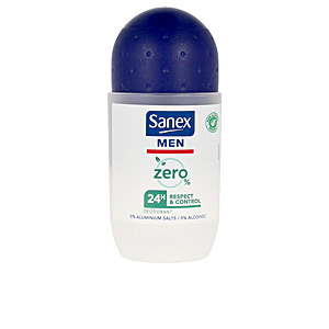 デオドラント MEN ZERO% RESPECT & CONTROL deo roll-on Sanex