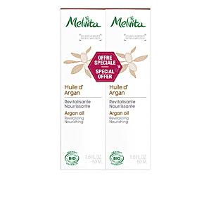 Tratamiento Facial Hidratante HUILE DE BEAUTE BIO huile d´argan duo Melvita