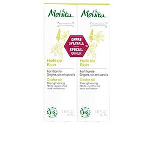 Tratamiento Facial Hidratante HUILE DE BEAUTE BIO huile de ricin duo Melvita