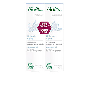Tratamiento Facial Hidratante HUILE DE BEAUTE BIO huile de coco duo Melvita