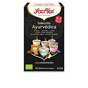 Drinki SELECCIÓN AYURVÉDICA 6 tipos Yogi Tea