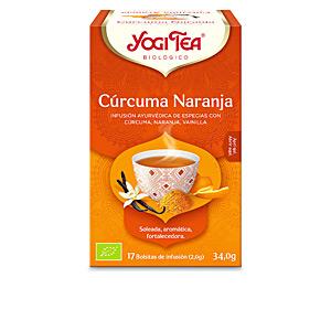 Drinki CÚRCUMA NARANJA Yogi Tea