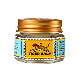 First Aid Product BÁLSAMO DE TIGRE blanco Tiger Balm®