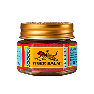 First Aid Product BÁLSAMO DE TIGRE rojo Tiger Balm®