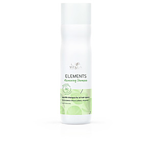 Moisturizing shampoo ELEMENTS renewing shampoo Wella