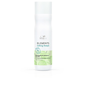 Purifying shampoo ELEMENTS calming shampoo Wella