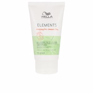 Purifying shampoo ELEMENTS calming pre-shampoo Wella