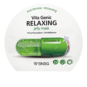 VITA GENIC relaxing anti wrinkle jelly mask