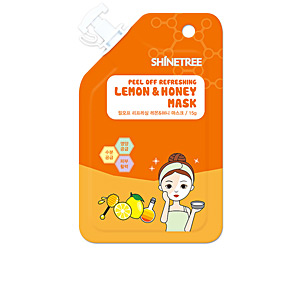 Face mask LEMON & HONEY peel off refreshing mask Shinetree