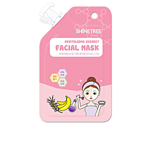 Face mask SHERBET revitalizing facial mask Shinetree