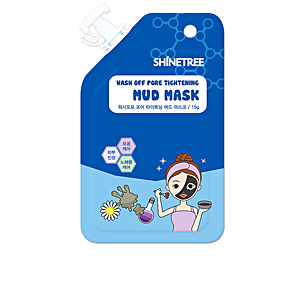 Gesichtsmaske MUD wash off pore tightening mask Shinetree