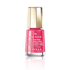 NAIL COLOR #76-pink rock