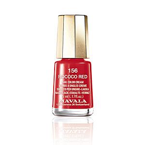 NAIL COLOR #156-rococo red