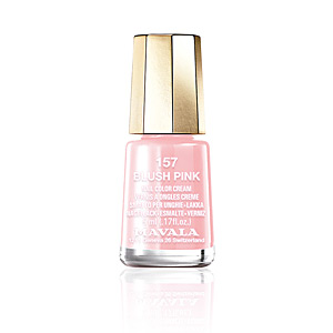 NAIL COLOR #157-brush pink