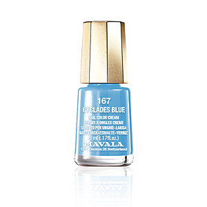 NAIL COLOR #167-cyclades blue