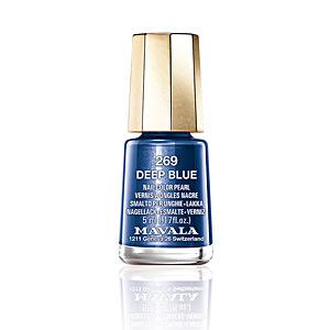 NAIL COLOR #269-deep blue
